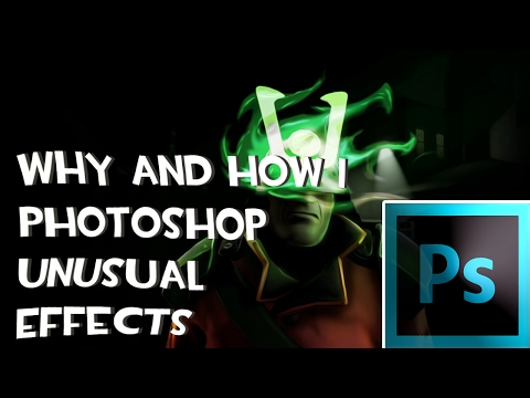 SFM How To Photoshop Custom Unusual Effects