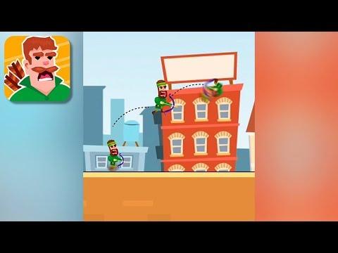 Bowmasters Run - Gameplay Trailer (iOS)
