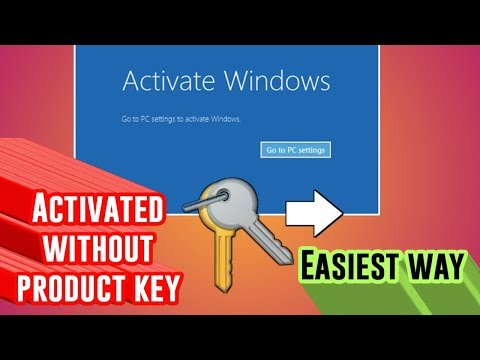Easiest way to activate you PC's windows without product key||TechShooter||