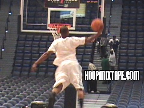 One of the Best Dunkers in the World, Air Up There.