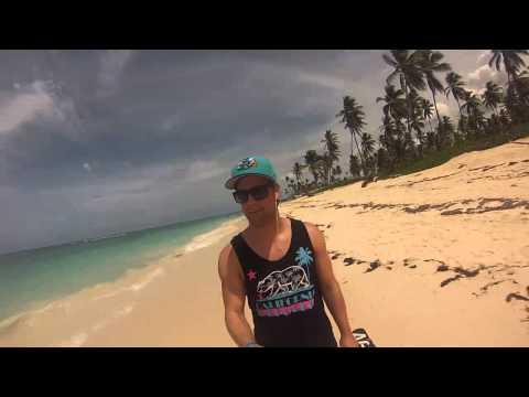 Vacation 2014 Miami / PuntaCana / Miami Go Pro 720p HD