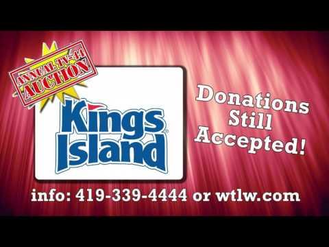 2 Kings Island Tickets