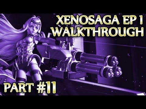 Ⓦ Xenosaga Ep. 1 Walkthrough - Part 11 ▪ Gigas Boss Fight [PCSX2/1080p]