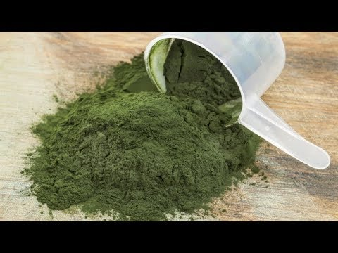 Take A spoonful Of Spirulina Everyday And You'll Be Surprised With The Results