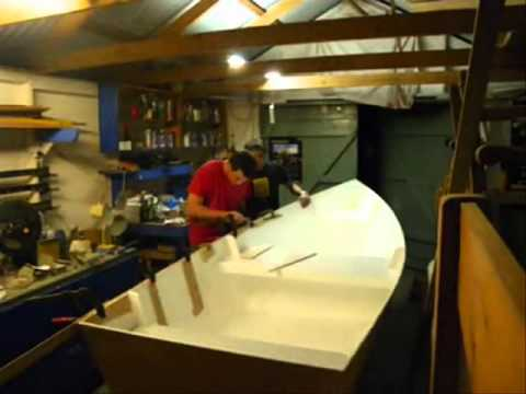 Step-by-Step How To Build A Wooden Boat