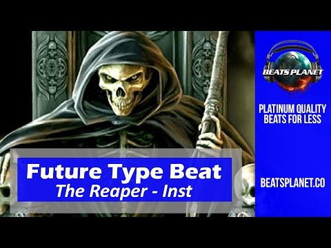Future x Young Thug Type Beat 2016 - The Reaper - Instrumental (Prod By DJ Nay-Dee)