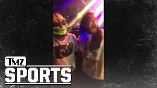 EZEKIEL ELLIOTT -- PULLS A GRONK...Takes Over DJ Booth, Too | TMZ Sports