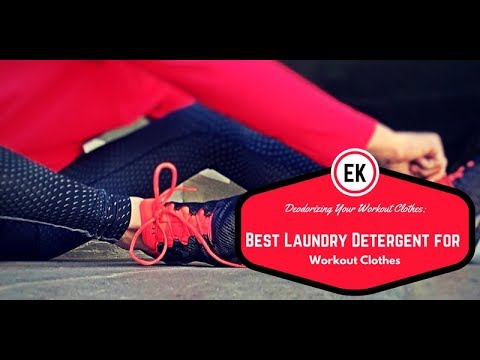 Best Laundry Detergent for Smelly Clothes
