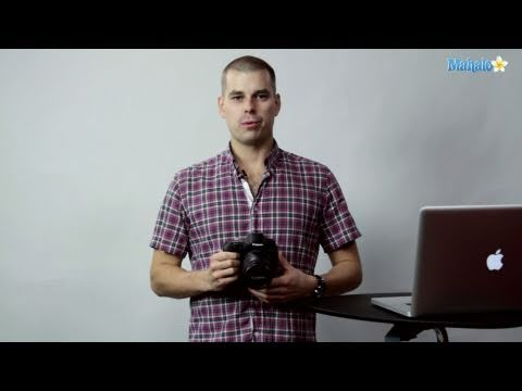 How to Adjust the Shutter Speed on a Canon 60D DSLR