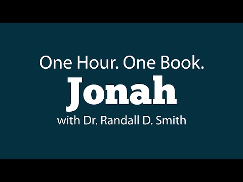 One Hour. One Book: Jonah
