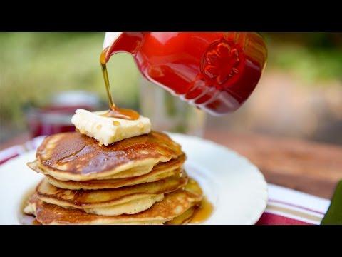 Fluffy Coconut Flour Pancakes: Paleo