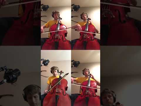The Throne Room and End Title from Star Wars (Cello Cover)