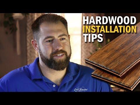 Hardwood Flooring Installation Tips by Ben 🔨