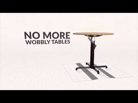 The Wobbly Table Solution