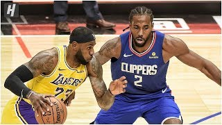 Los Angeles Lakers vs Los Angeles Clippers - Full Highlights | October 22, 2019 | 2019-20 NBA Season