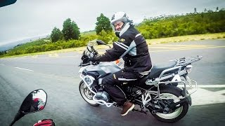 MOTORBIKE ROAD TRIP STARTS! 🇿🇦