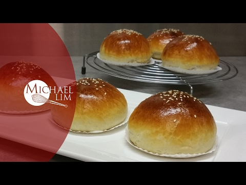 Red Bean Paste Buns