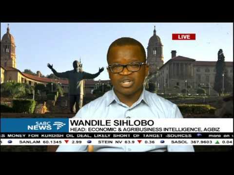SA agricultural sector vs economic growth figures: Wandile Sihlobo