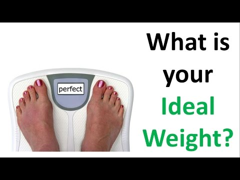 आपका IDEAL WEIGHT कितना है? (What is your Ideal Weight?)