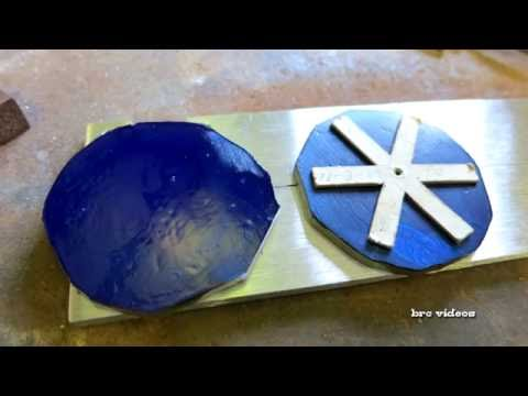 Metal Working: Quick heat treating of spur rowels