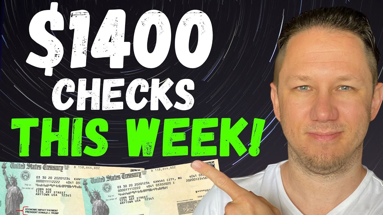 FINALLY!! $1400 Third Stimulus Check Update + $3,600 Child Checks!