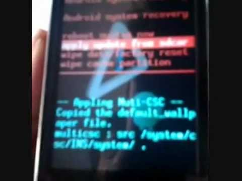 HOW TO ROOT SAMSUNG GALAXY Y GT5360 VOICE IN TAMIL