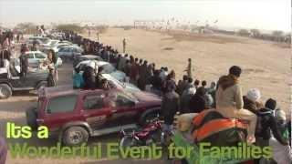 7th TDCP Cholistan Jeep Rally Tourism Development 18-19 Feb Derawar Fort Bahawalpur Pakistan