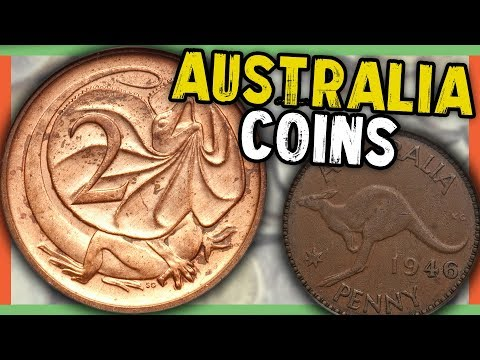 10 AUSTRALIA COINS WORTH BIG MONEY - VALUABLE FOREIGN COINS TO LOOK FOR!!!