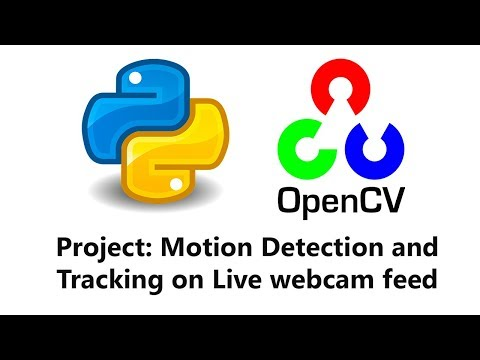 50: Motion Tracking and Detection