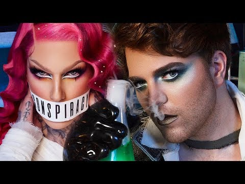 The Conspiracy Collection Reveal | Jeffree Star x Shane Dawson