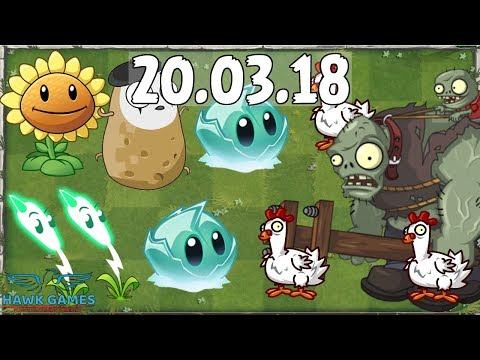 Piñata Party 🌱 [March 20, 2018] 🌻 Plants vs Zombies 2