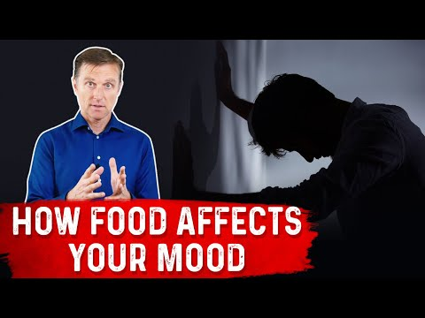 How Food Affects Your Mood / Improve Anxiety, Depression & ADD