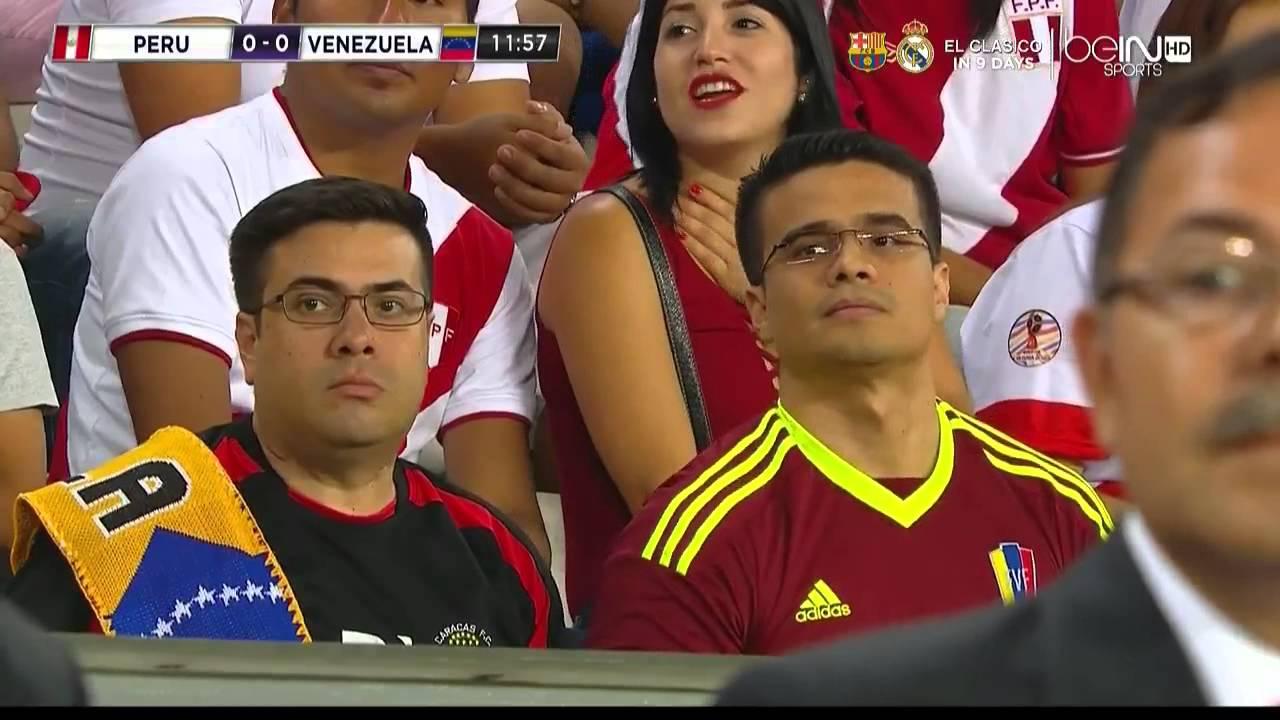 Peru 2 vs 2 Venezuela