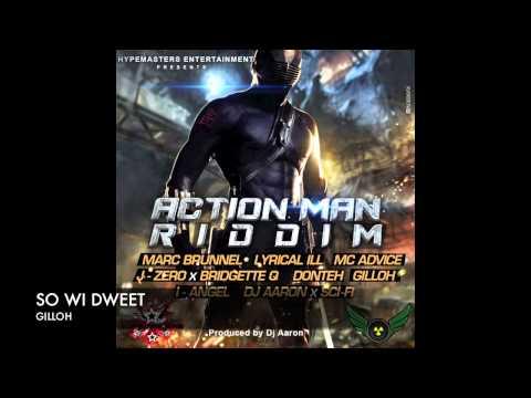 ACTION MAN RIDDIM PROMO MIXX