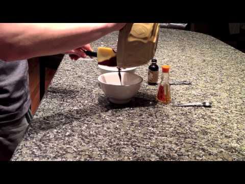 Chocolate Ganache & Truffles - Fast Basic Recipe from bakeyourwaykitchen!
