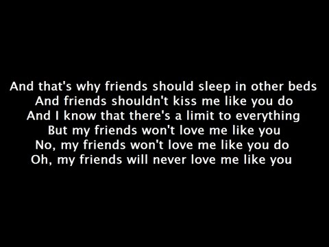 Ed Sheeran - Friends (Lyrics)