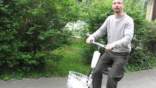 Z-TECH ZT-16 electric scooter
