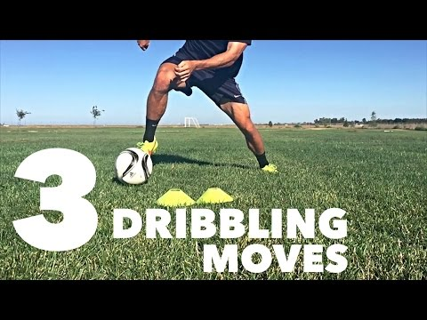 Top 3 Soccer Dribbling Moves You Need to Know