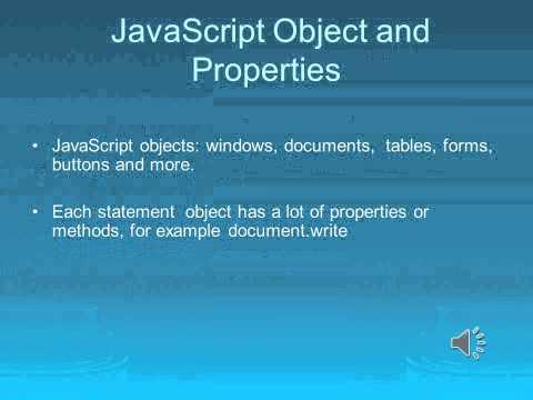 Javascript basic tutorial, HD