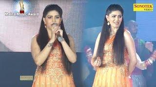 Sapna Dance Tu Chij Lajawab Live Dance Maina Music Award 2017 | Haryanvi Song 2017