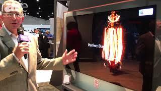 CEDIA 2017: LG Showcases 77-Inch OLED W7 Signature TV