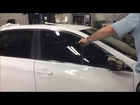How to Unlock A Car: Toyota Camry