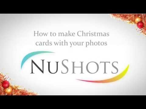 How to make Christmas Cards with your photos