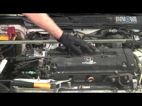 How to diagnose  a Misfire - Spark Plug Wires - 1998 Acura Integra