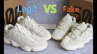 new arrivals 8c773 5f12e real vs fake yeezy 500 Videos - 9tube.tv