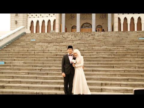 2016 Resolution: First Time - Korean Muslim Wedding