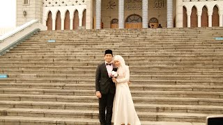2016 Resolution: First Time - Korean Muslim Wedding