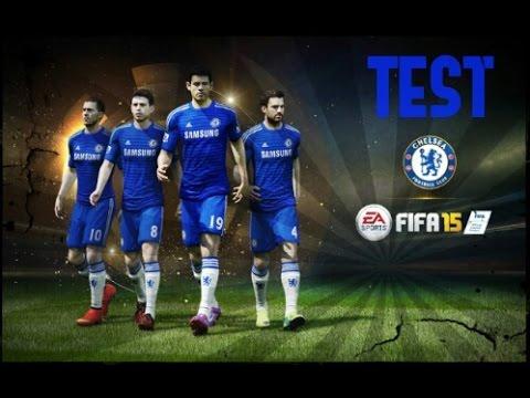 TEST : FIFA 15 Ultimate Team [FR] [TABLETTE]