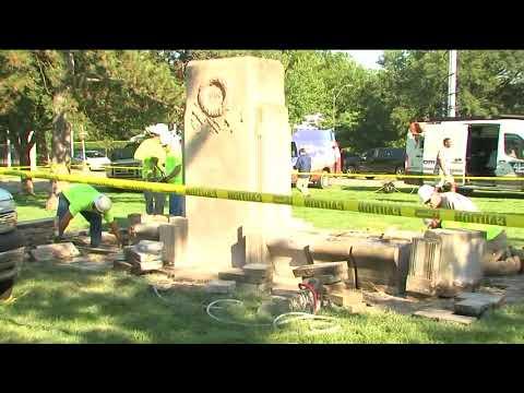 Monument recording