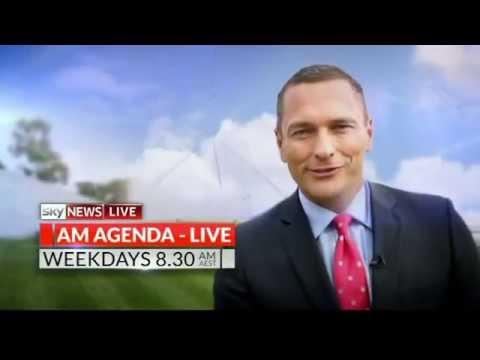 AM Agenda - Weekdays 8.30am
